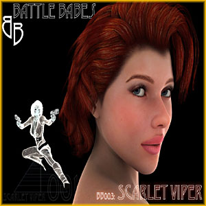 photo link to Scarlet Viper's Babe Factor details